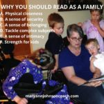 How Does Reading as a Family Impact Adults?